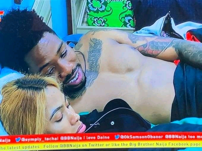 Bbnaija: I Want To F**k You So Bad, Ike Tells Mercy