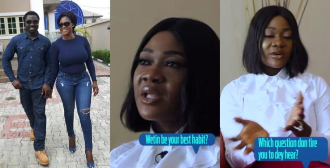 Mercy Johnson Reveals How She Handles Work And Family In An Interview With BBC Pidgin