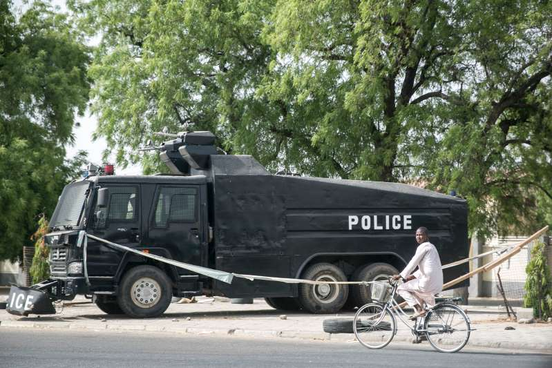 Police rescues 3-year-old girl from female Kidnappers