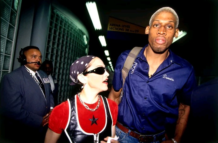 Madonna offered Me $20M to Get Her Pregnant – Dennis Rodman