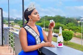 PHOTOS:Miss Ambassador For Peace Africa 2019 Marks Birthday