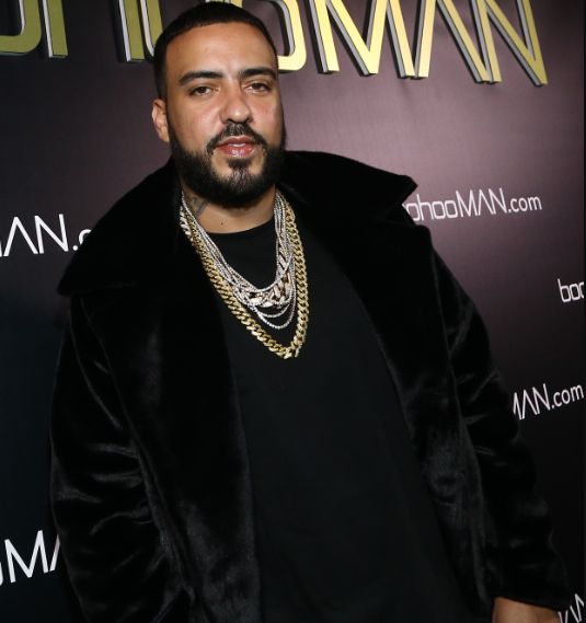 Update: French Montana's hospitalzation was caused by 'contaminated food he ate in Africa'