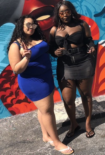 Goals: See the transformation of two best friends who are losing weight together ( See photos)
