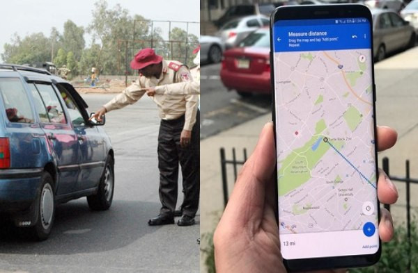 Use of Google map on mobile device while driving is a serious traffic offence — FRSC