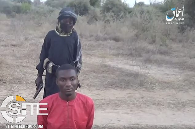 Boko Haram faction, ISWAP allegedly uses 8 year-old boy to execute Christian hostage in Borno