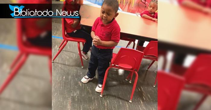 This video of a 3 year old boy praying at his lunchtime will make you smile…