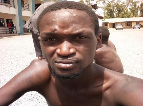 Man arrested for attempting to kill his mum in Nasarawa
